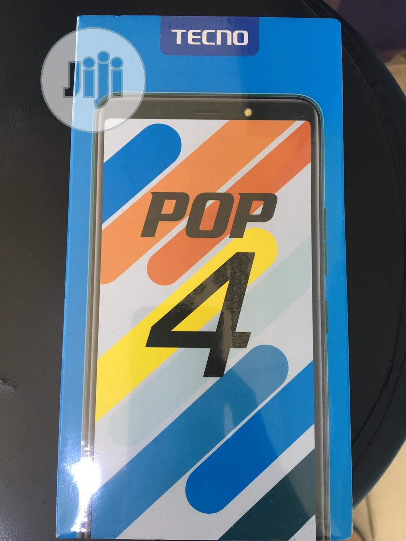 New Tecno Pop 4 32 GB Gold   Mobile Phones for sale in Ibadan, Oyo State, Nigeria