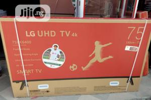 LG 75 Inch UHD Smart TV   TV & DVD Equipment for sale in Lagos State, Isolo