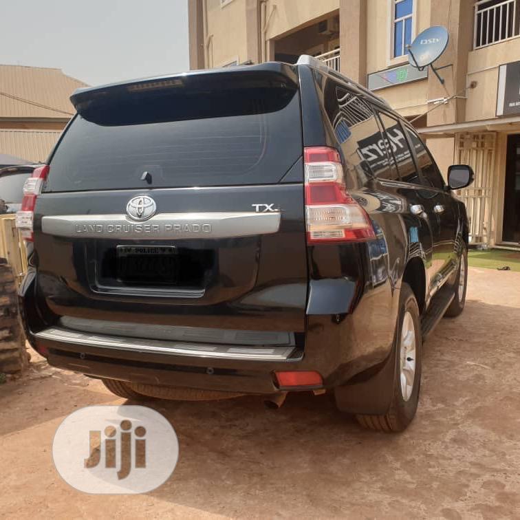 Toyota Land Cruiser Prado 2015 VX Black   Cars for sale in Enugu, Enugu State, Nigeria