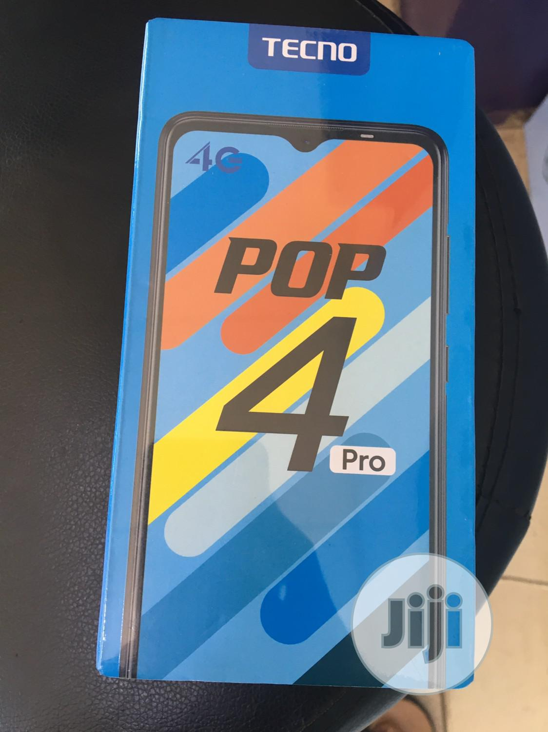 New Tecno Pop 4 Pro 16 MP Gold | Mobile Phones for sale in Ibadan, Oyo State, Nigeria