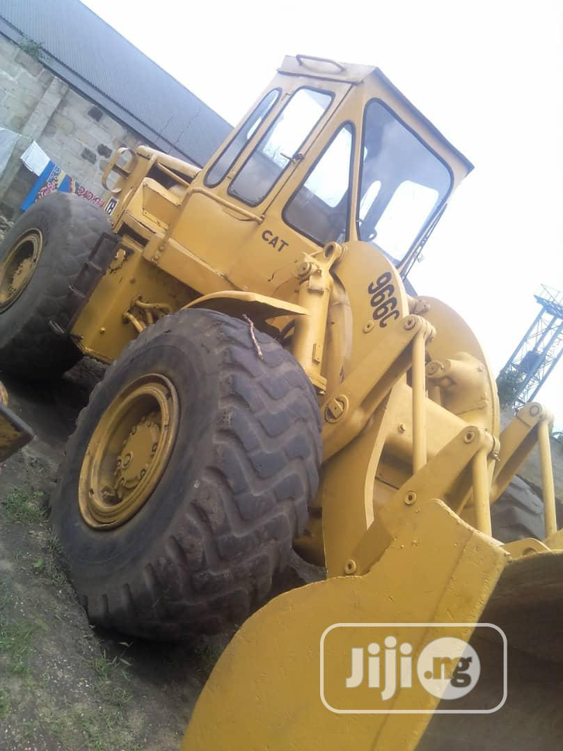 Very Clean Payloader 966C for Sale in Port Harcourt. | Heavy Equipment for sale in Port-Harcourt, Rivers State, Nigeria