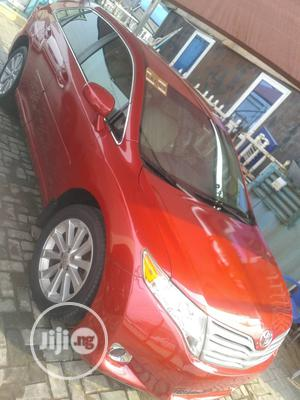 Toyota Venza 2010 Red | Cars for sale in Lagos State, Lekki