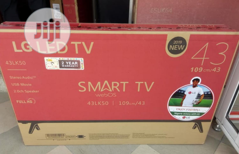LG 43 Inch Full HD LED TV (43lk50)