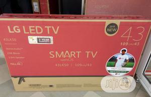 LG 43 Inch Full HD LED TV (43lk50) | TV & DVD Equipment for sale in Lagos State, Oshodi