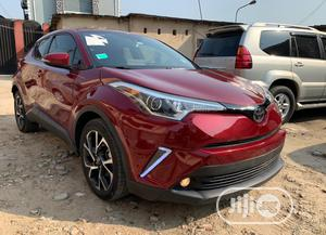 Toyota C-Hr 2019 XLE FWD Red | Cars for sale in Lagos State, Lekki
