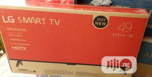 LG 49 Inch UHD Smart TV | TV & DVD Equipment for sale in Lagos State, Oshodi