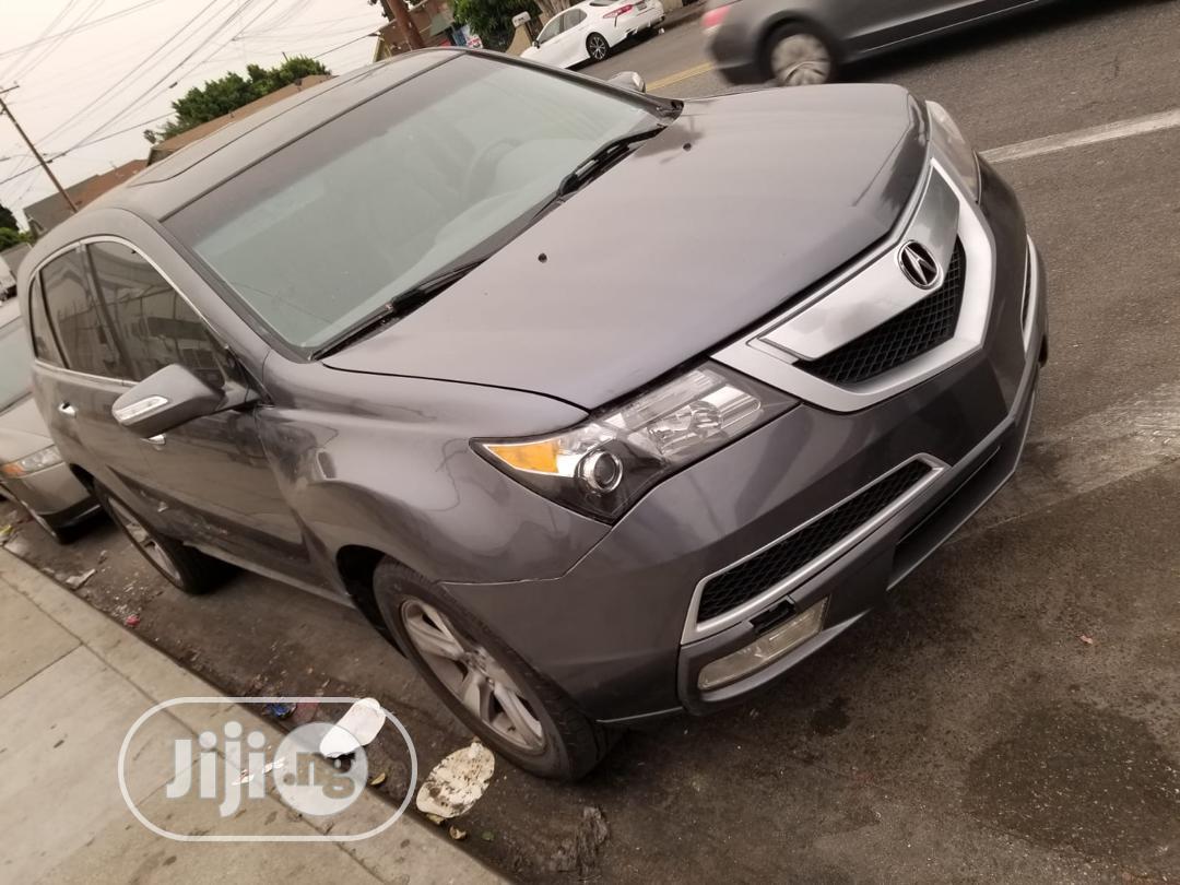 Archive: Acura MDX 2014 4dr SUV (3.5L 6cyl 6A) Gray