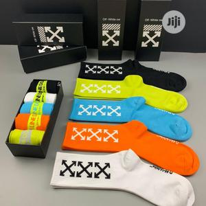 Off-white Socks For Men | Clothing Accessories for sale in Lagos State, Lagos Island (Eko)