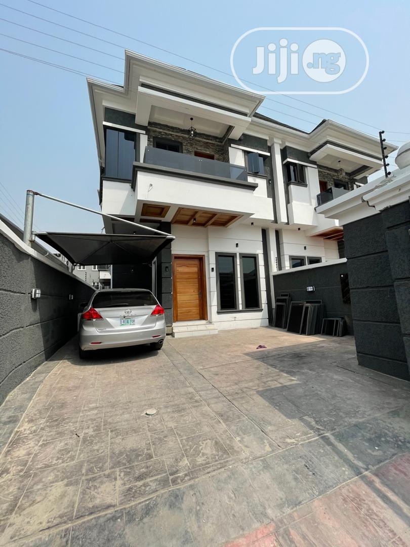 Archive: NEWLY BUILT 4 BEDROOM DUPLEX for Sale in Lekki