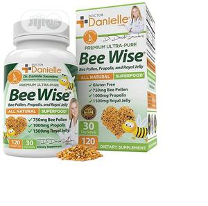 Danielle Bee Wise Bee Pollen With Royal Jelly, Propolis, Bee   Vitamins & Supplements for sale in Lagos State, Amuwo-Odofin