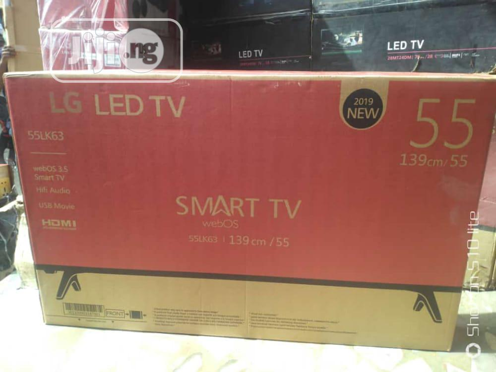 LG Uhd 55 Inch Uk6400 Series 4K Display Smart LED TV