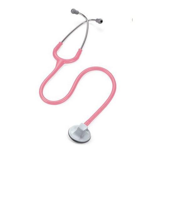 3M Littmann Littmann Select Stethoscope, Pearl Pink Tube, 28