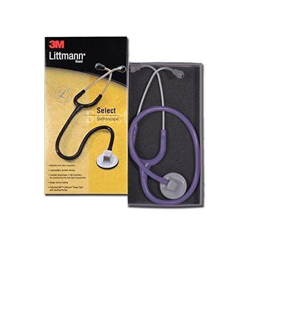 3M Littmann Littmann Select Stethoscope, Pearl Pink Tube, 28   Medical Supplies & Equipment for sale in Amuwo-Odofin, Lagos State, Nigeria