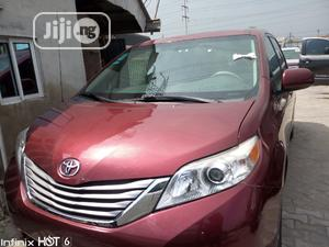 Toyota Sienna 2012 Red | Cars for sale in Lagos State, Lekki