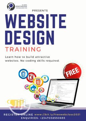 Web Design/Development   Computer & IT Services for sale in Ogun State, Obafemi-Owode