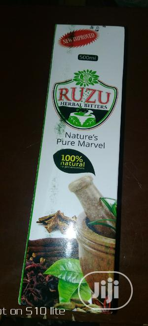Ruzu Herbal Bitters | Vitamins & Supplements for sale in Lagos State, Isolo