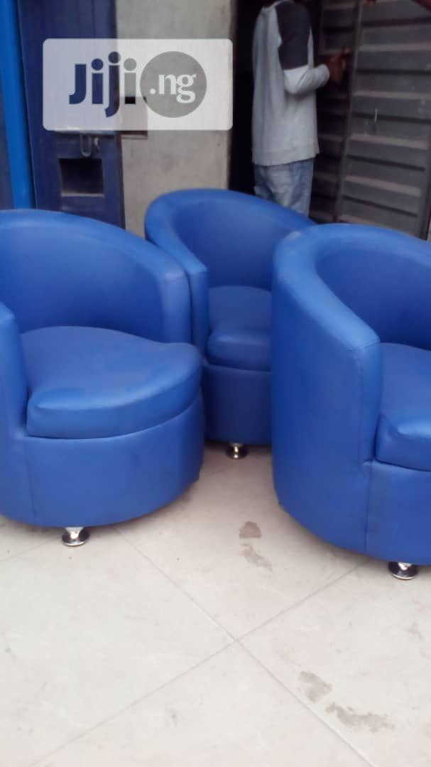 High Quality Single Sofa Bucket Chair | Furniture for sale in Ojo, Lagos State, Nigeria