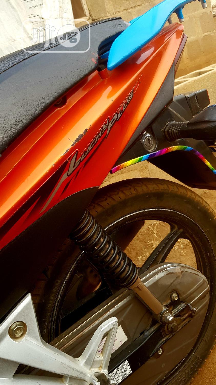 Haojue HJ110-5 2020 Orange   Motorcycles & Scooters for sale in Ibadan, Oyo State, Nigeria