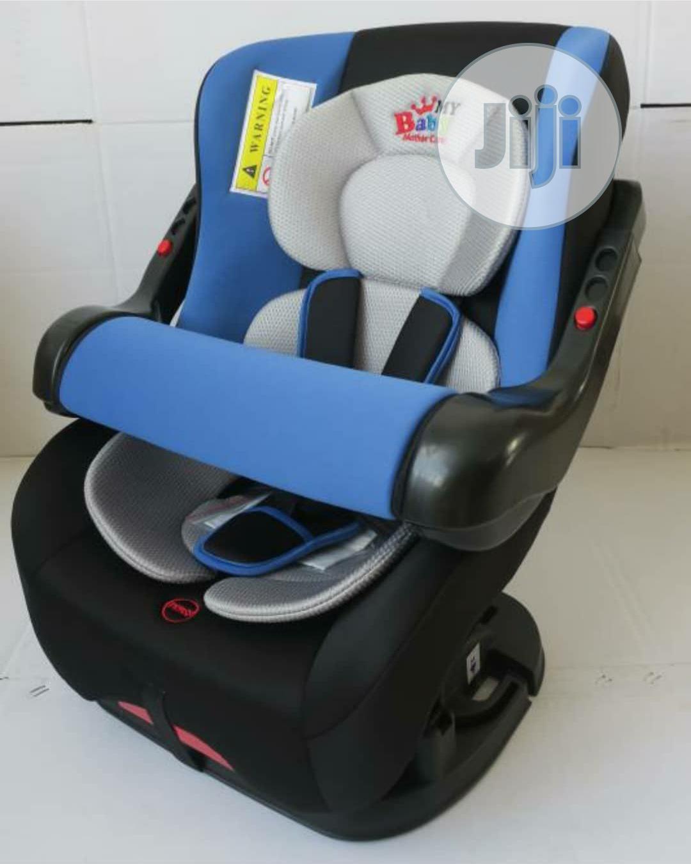 Infant to Toddler Car Seat