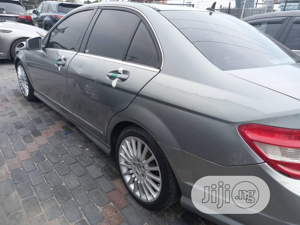 Mercedes-Benz C250 2010 Silver | Cars for sale in Lekki, Lagos State, Nigeria
