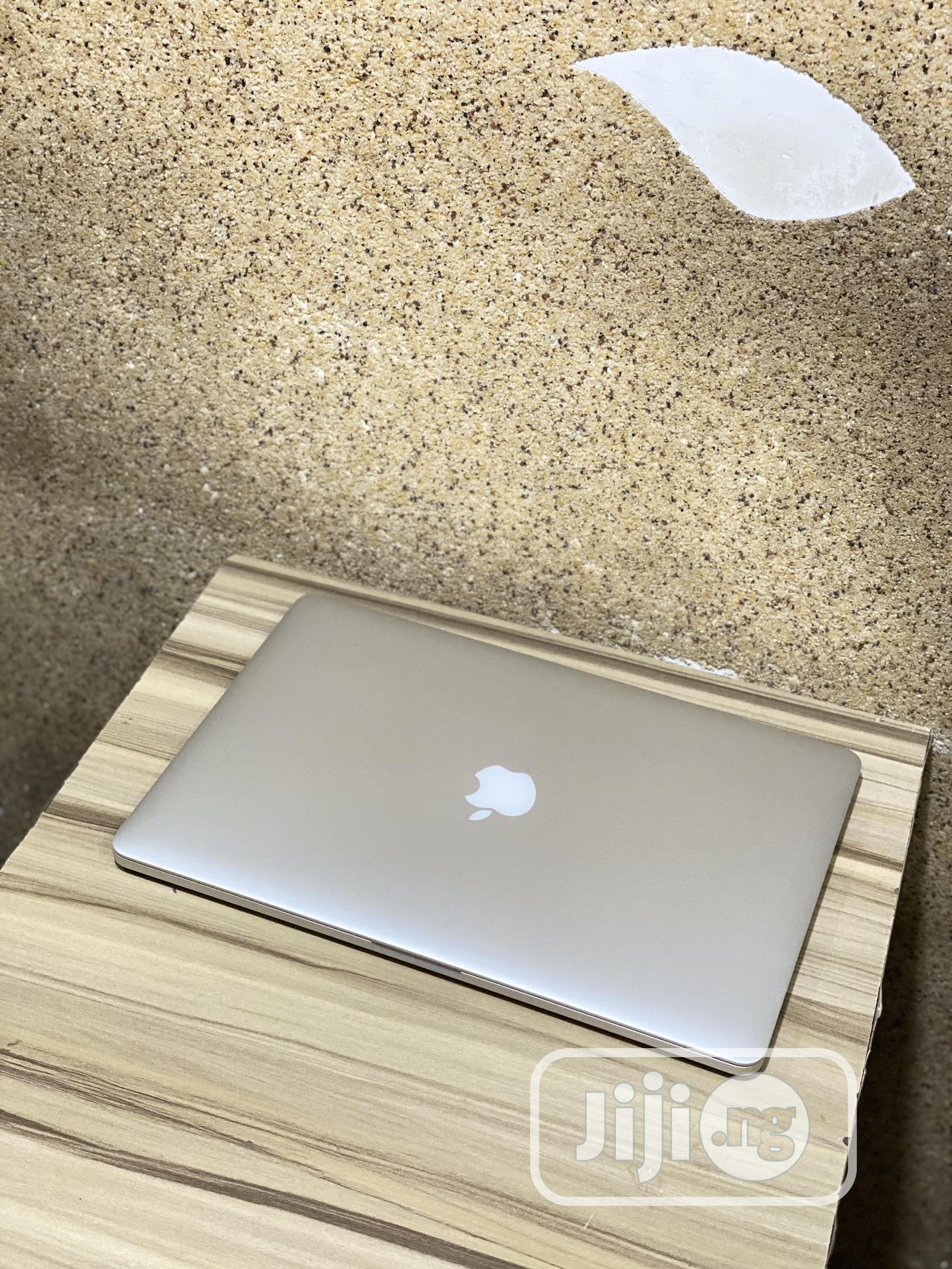 Laptop Apple MacBook Pro 2015 16GB Intel Core I7 SSD 500GB   Laptops & Computers for sale in Ikeja, Lagos State, Nigeria