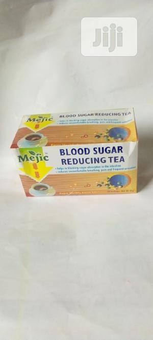Mejic Blood Sugar Reducing Tea | Vitamins & Supplements for sale in Lagos State, Ikeja
