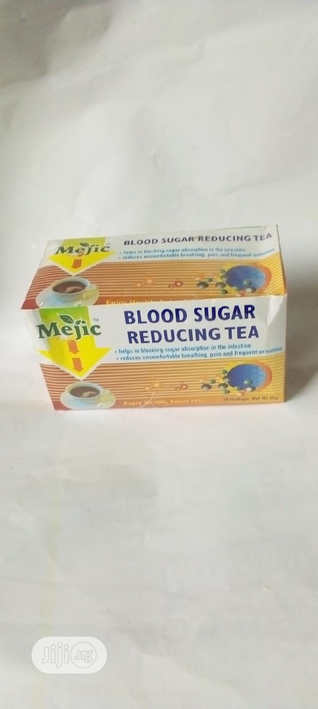 Mejic Blood Sugar Reducing Tea