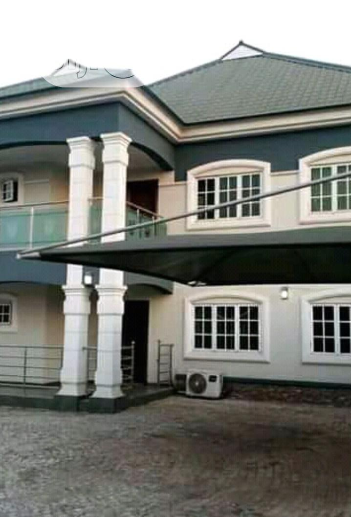 Very Standard 4bedroom Duplex With Security House