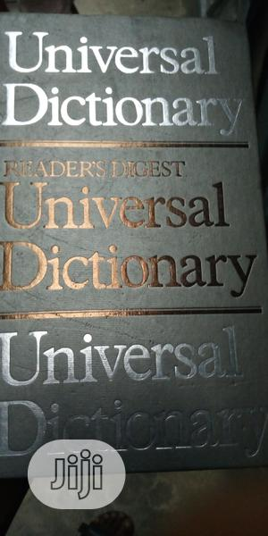 Universal Dictionary   Books & Games for sale in Lagos State, Surulere