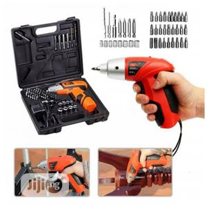 Cordless Screwdriver | Electrical Hand Tools for sale in Lagos State, Yaba