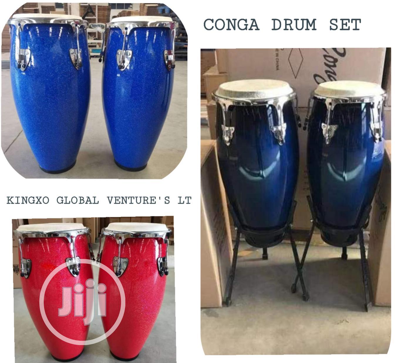 Conga Drum Set