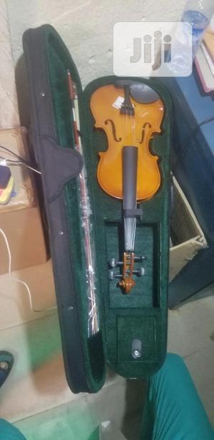 Violin 4/4 Complete Set   Musical Instruments & Gear for sale in Lagos State, Ojo
