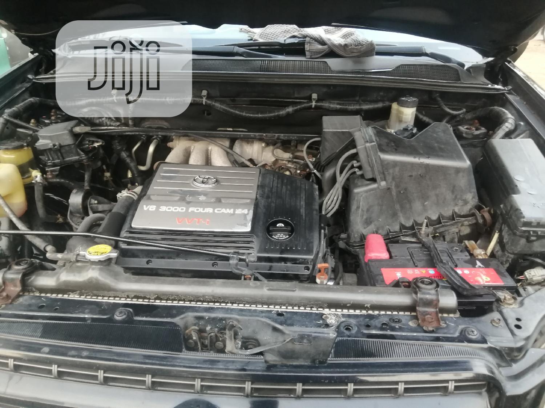 Archive: Toyota Highlander 2003 Black