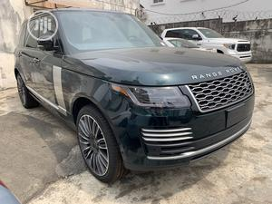 New Land Rover Range Rover Vogue 2020 Green   Cars for sale in Lagos State, Ikeja