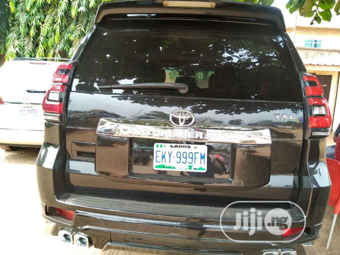 Toyota Land Cruiser Prado 2016 GXL Black | Cars for sale in Onitsha, Anambra State, Nigeria