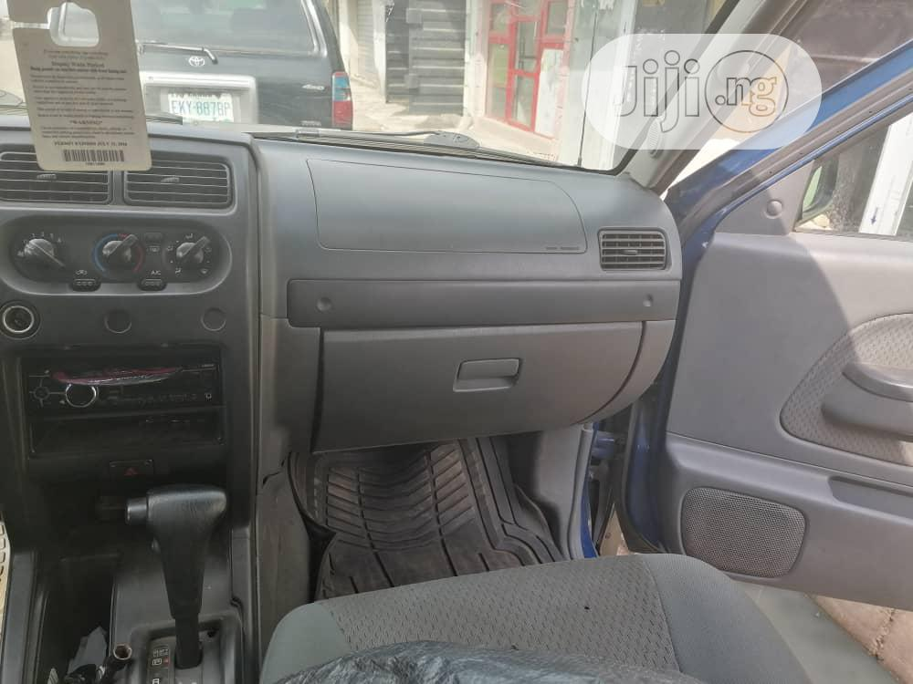 Nissan Xterra 2003 Automatic Blue | Cars for sale in Oshodi, Lagos State, Nigeria