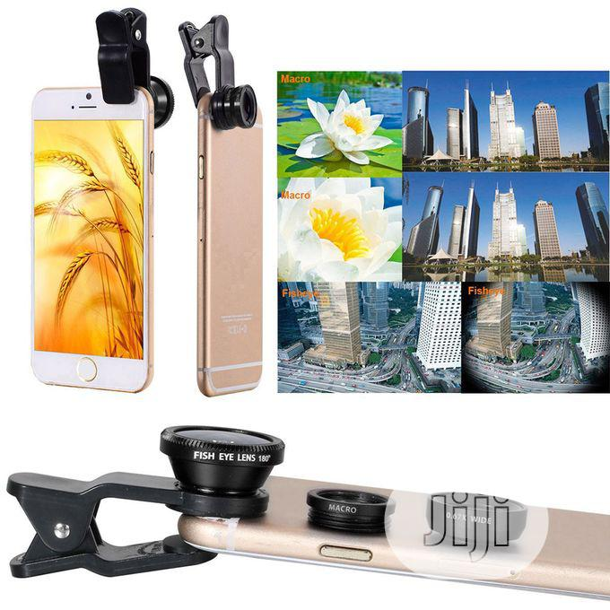 10 In 1 Telescope 8x Universal Mobile Phone Lens   Accessories for Mobile Phones & Tablets for sale in Ajah, Lagos State, Nigeria
