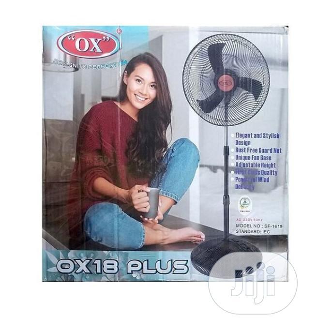 """OX 18"""" Standing Fan"""