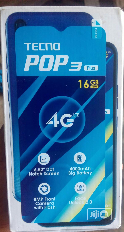Archive: Tecno Pop 3 Plus 16 GB Black
