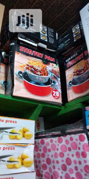 28cm Manual Fryer   Kitchen & Dining for sale in Lagos State, Lagos Island (Eko)