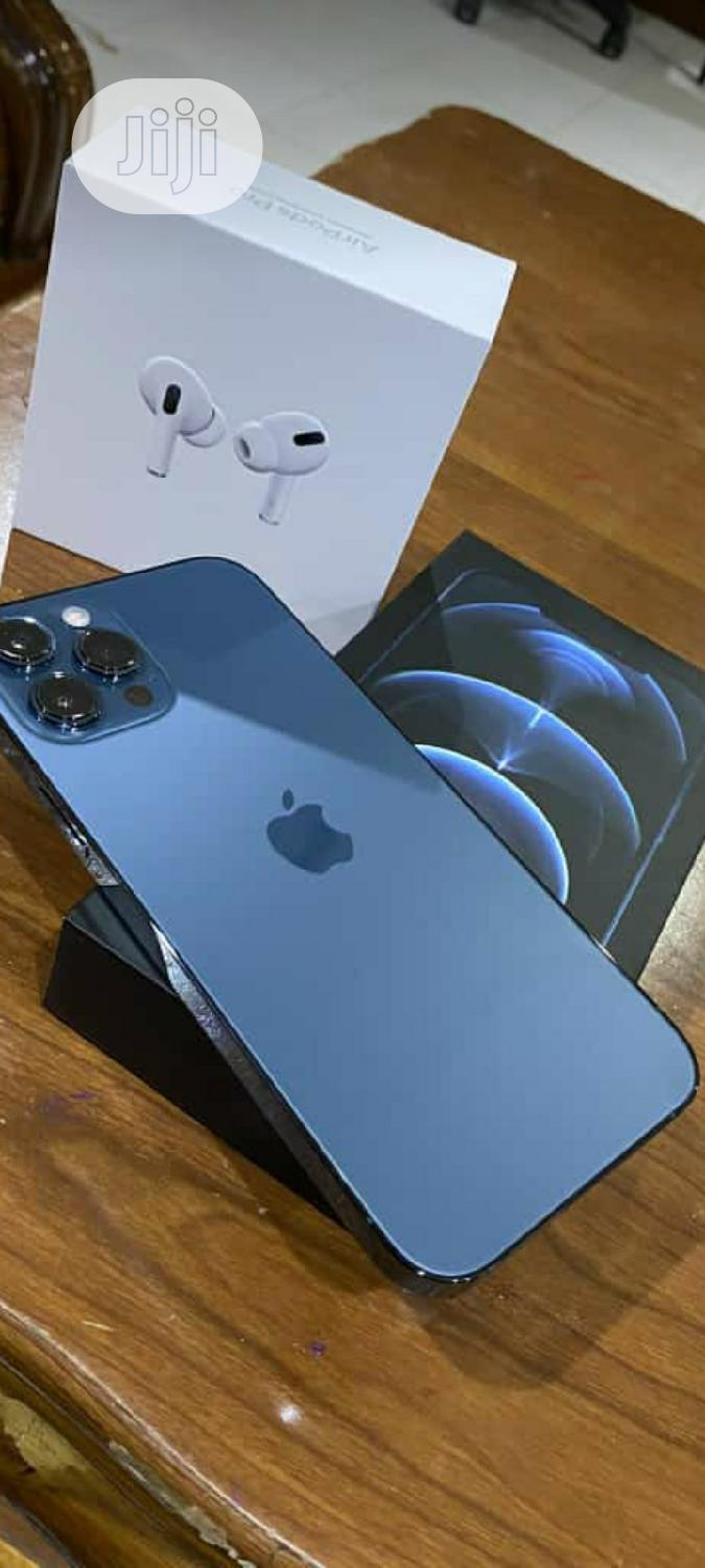 New Apple iPhone 12 Pro Max 128GB Green | Mobile Phones for sale in Ikeja, Lagos State, Nigeria