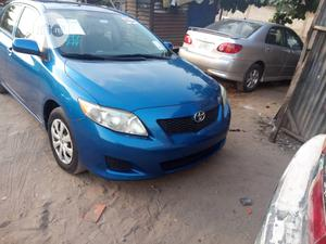 Toyota Corolla 2009 Blue   Cars for sale in Lagos State, Ogba