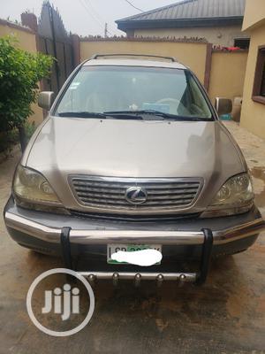 Lexus RX 2002 Gold | Cars for sale in Ogun State, Obafemi-Owode