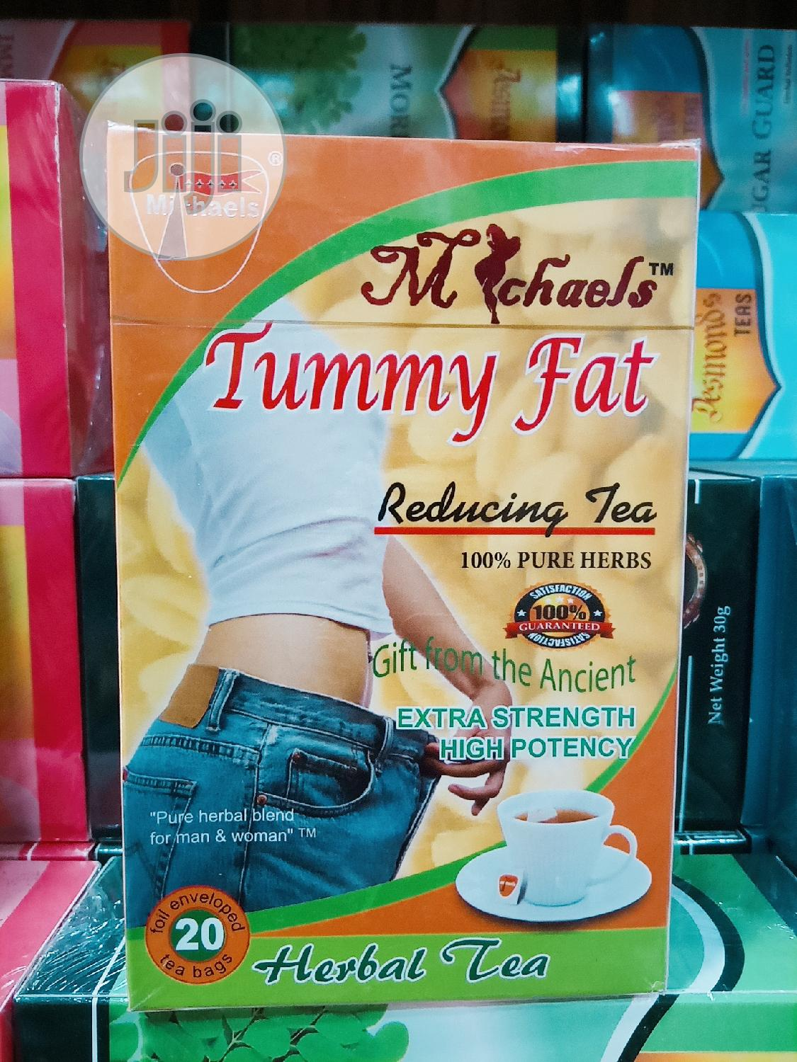 Michaels Tummy Fat Reducing Tea Supe Effective