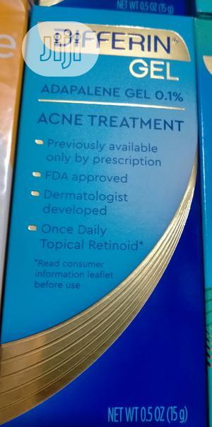 Differin Adapalene Gel 0.1% Acne Treatment   Skin Care for sale in Lagos State, Amuwo-Odofin