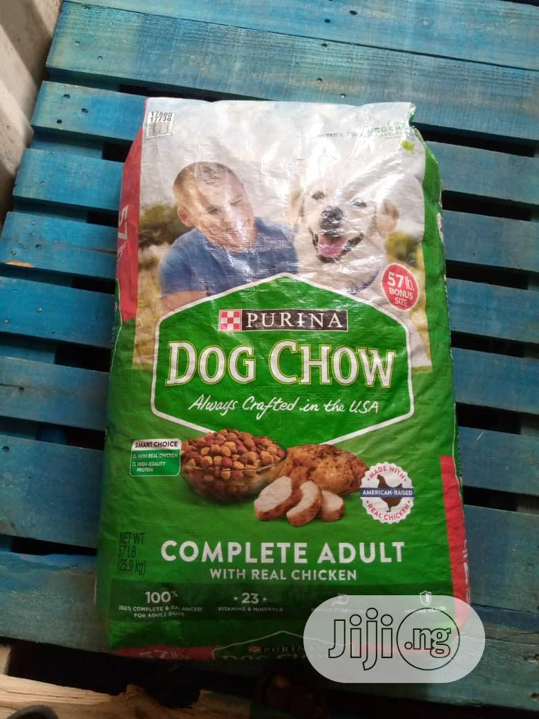 Archive: Imported Dog Food