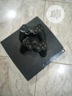 Ps3 Slim Two Pads Yellow Light Issue   Video Game Consoles for sale in Osun State, Osogbo