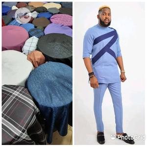 4 Yards Senator Material 1 | Clothing for sale in Lagos State, Lagos Island (Eko)