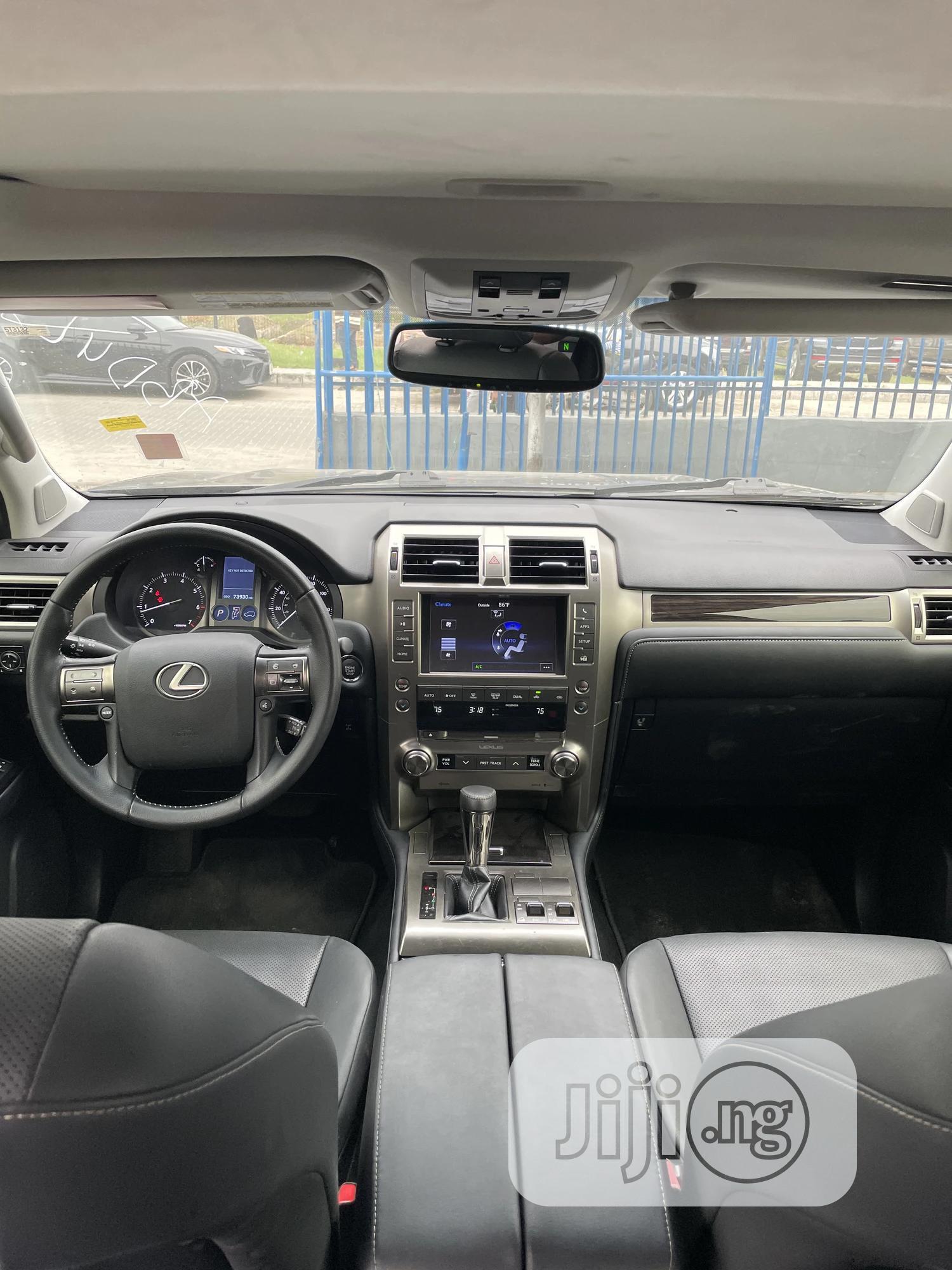 Lexus GX 2015 460 Base Black   Cars for sale in Lekki, Lagos State, Nigeria