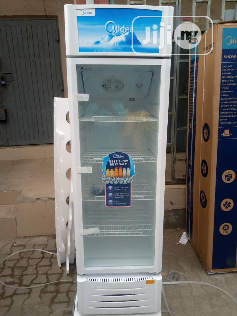 Display Chiller For Drinks.